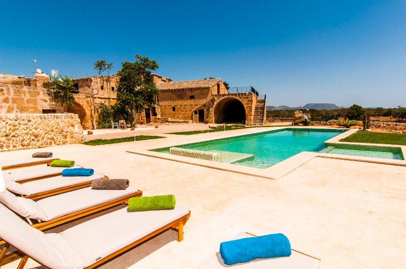 Son Delabau Gran, location de vacances à El Arenal