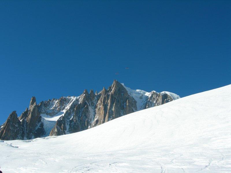 Vallee Blanche (monte Bianco)