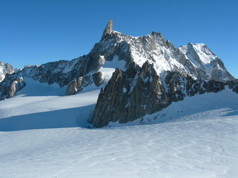 Dente del Gigante (Mont Blanc)
