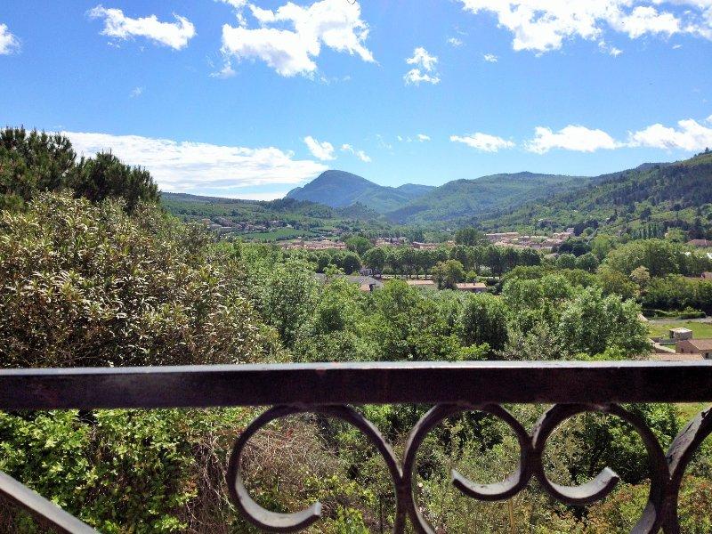 Maison de Vigne, vacation rental in Serres