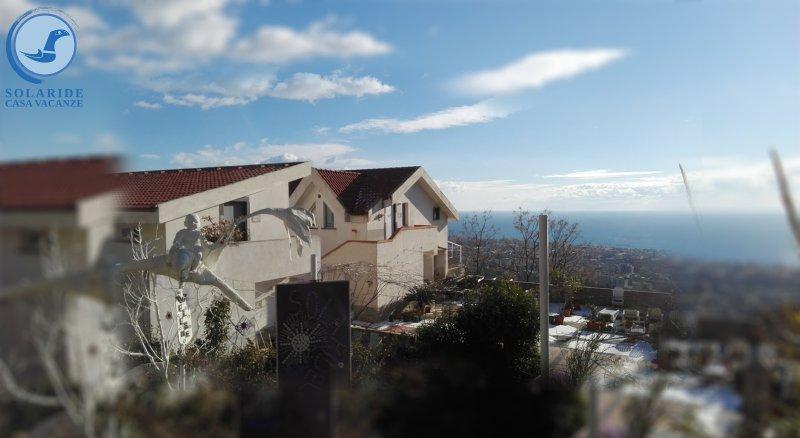 Salerno Casa vacanze Solaride, holiday rental in Campigliano