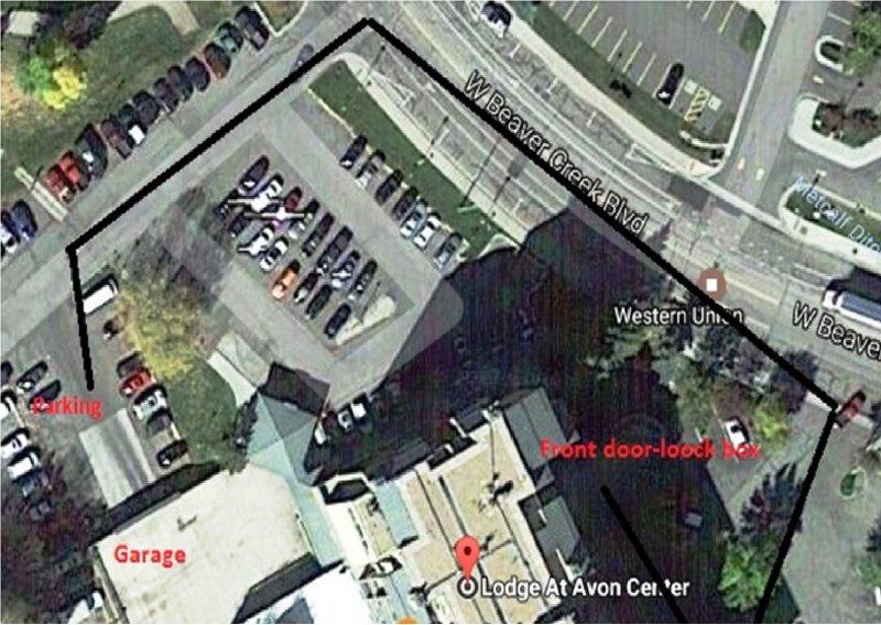 Mapas cómo encontrar Garaje