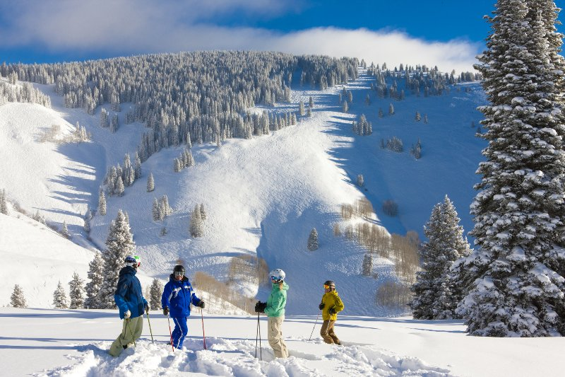 Esquí de invierno