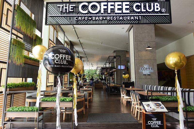 De koffie club