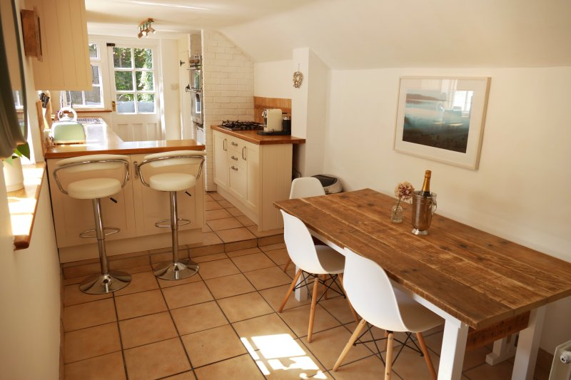 Three storey Townhouse in the heart of Lymington, holiday rental in New Forest