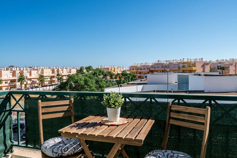 Valdi Apartment, Cabanas Tavira, Algarve, holiday rental in Conceicao