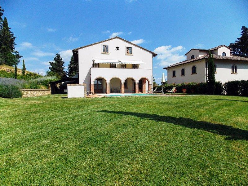 Villa I Lauri_San Gimignano_3