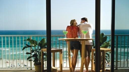 Wyndham Vacation Resort Panama City Beach Balcony