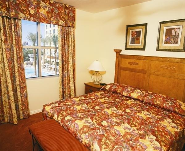 Wyndham Grand Desert Bedroom two bedroom