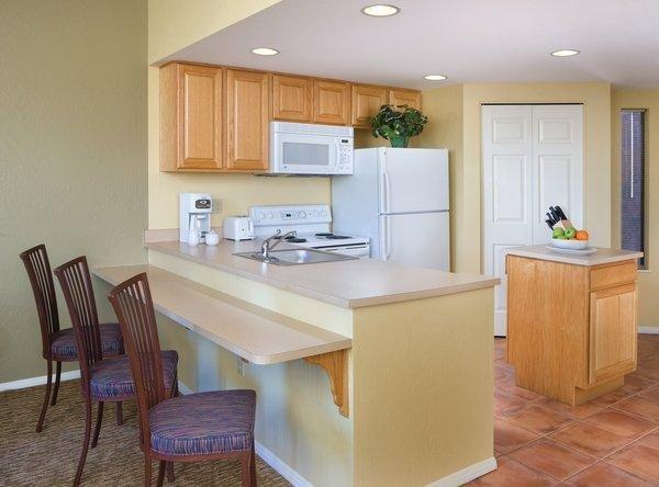 Wyndham Vacation Resort Sedona Suite Kitchen