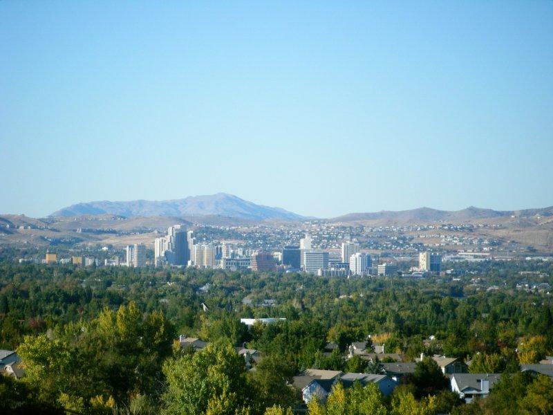 Reno, Navada
