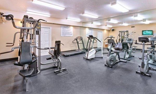 Dolphin's Cove Gym Health Club
