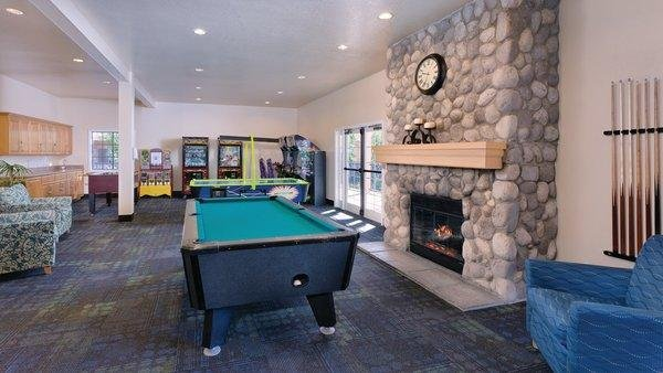 Dolphin's Cove Game Room