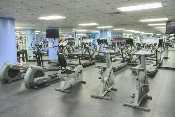 Whyndham Ocean Walk Fitness Center