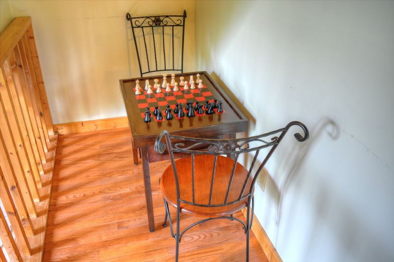 Who's up for a game of chess?