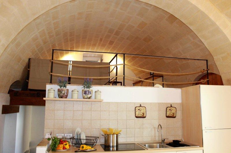 Casa vacanza 'L'antico Fontanino', alquiler de vacaciones en Province of Matera