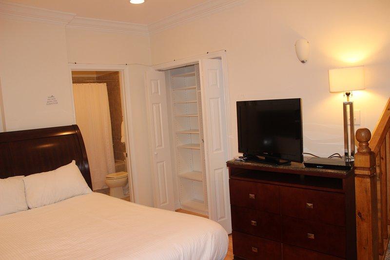 Hotel Style lits dans chaque chambre avec écran plat TV HD