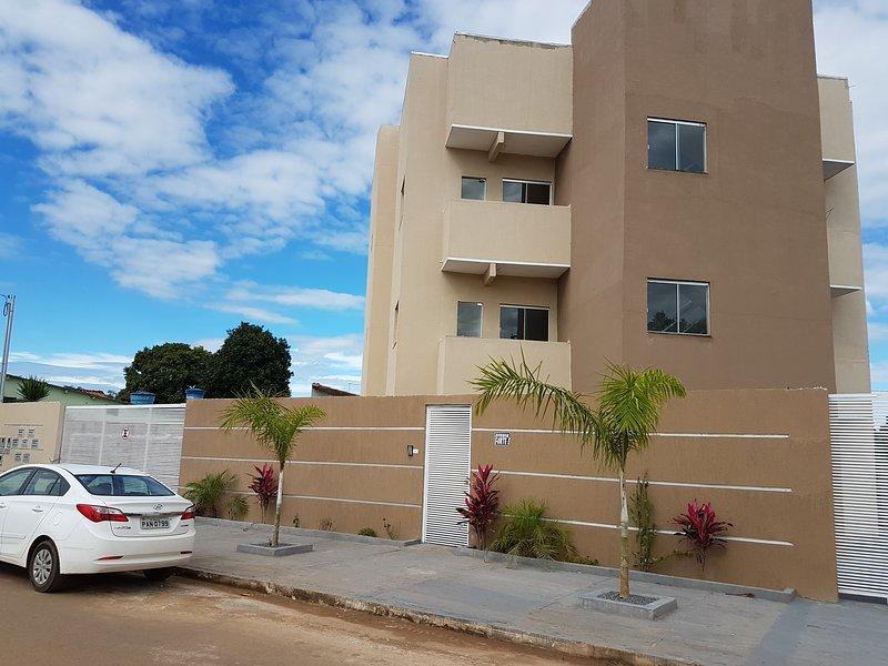 Voorzijde Residential Fort I