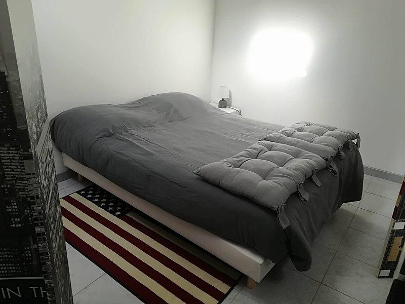 Coin nuit avec lit double