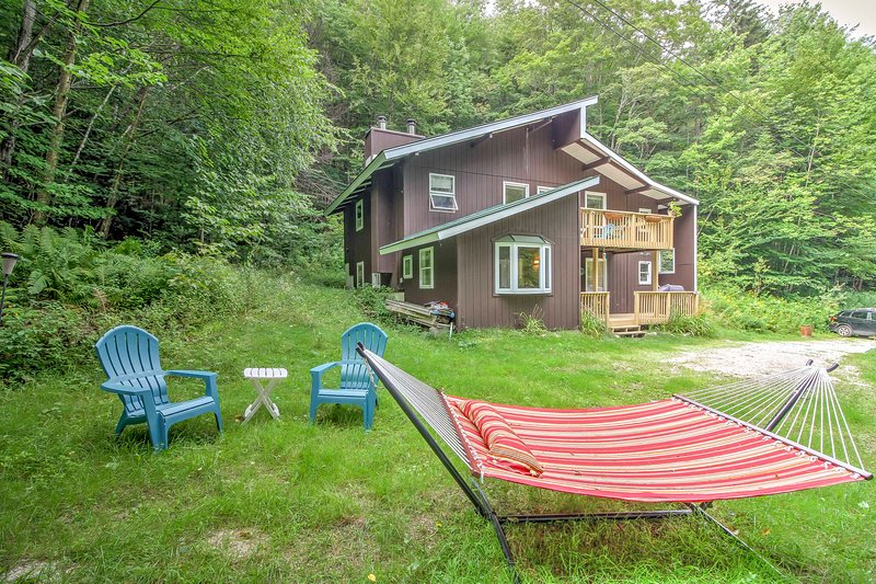 Cozy Apt Near Killington Ski Area & Sugarbush Farm, holiday rental in South Pomfret