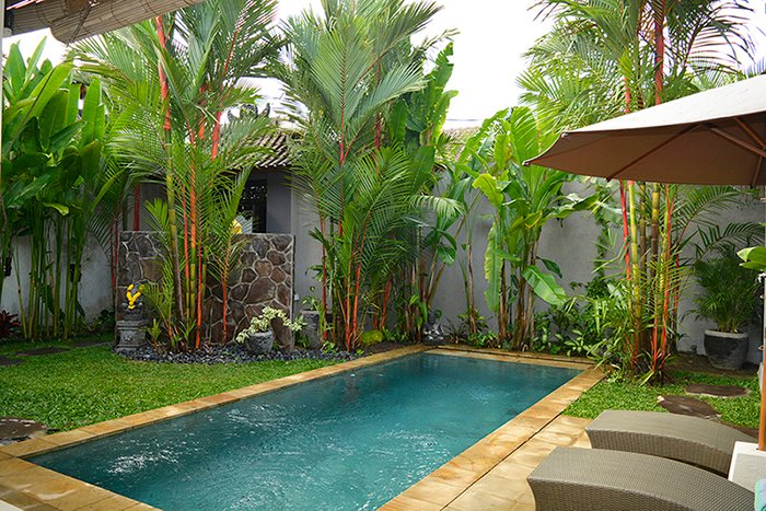 Villa Palm Kuning - Gorgeous new 2br villa in Ubud, vakantiewoning in Ubud
