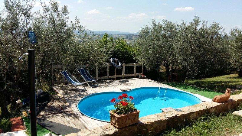 casa vacanza L'infinito, vacation rental in Assisi