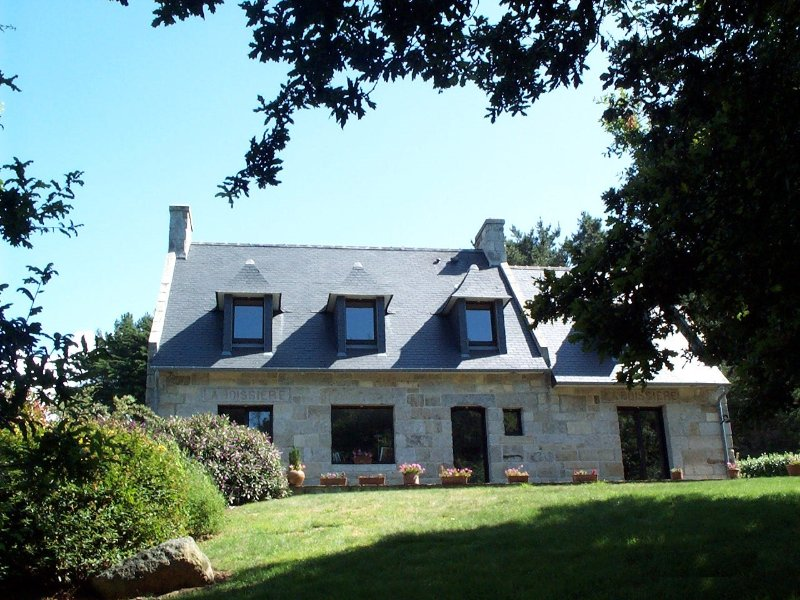 LA BOISSIERE, vacation rental in Finistere