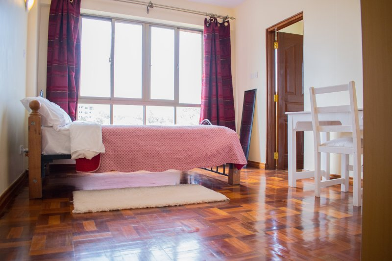 Double Guest Room with epic View, holiday rental in Nairobi