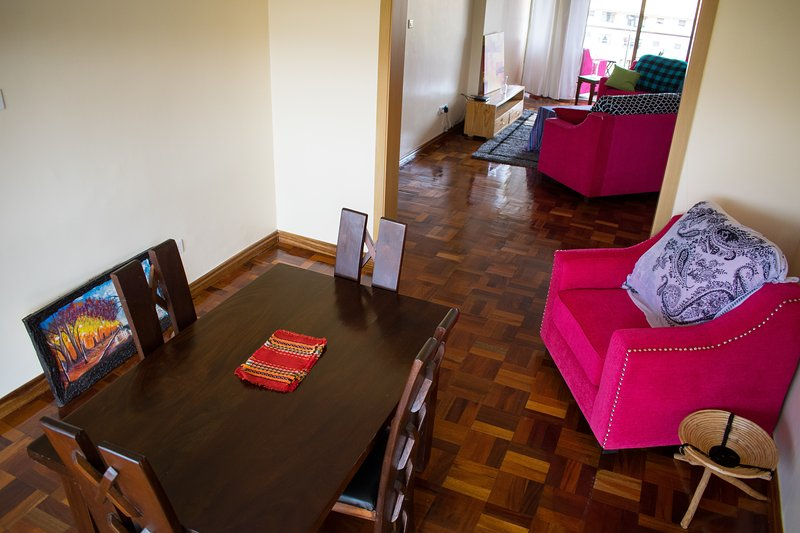 Private Room at UN Approved security Apt Complex, holiday rental in Nairobi