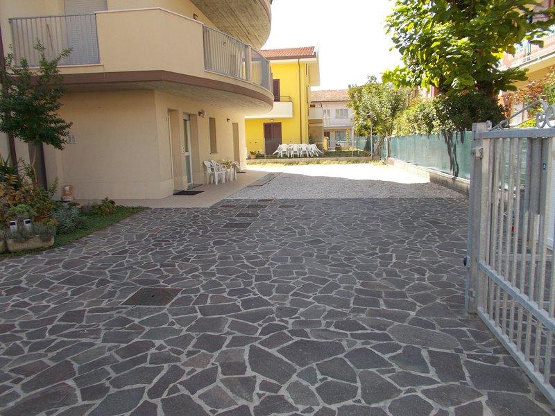 External and parking