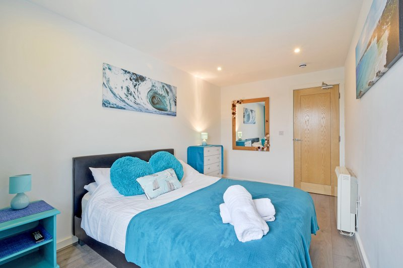 Seabreeze- Moments from the Beach, vacation rental in Newquay
