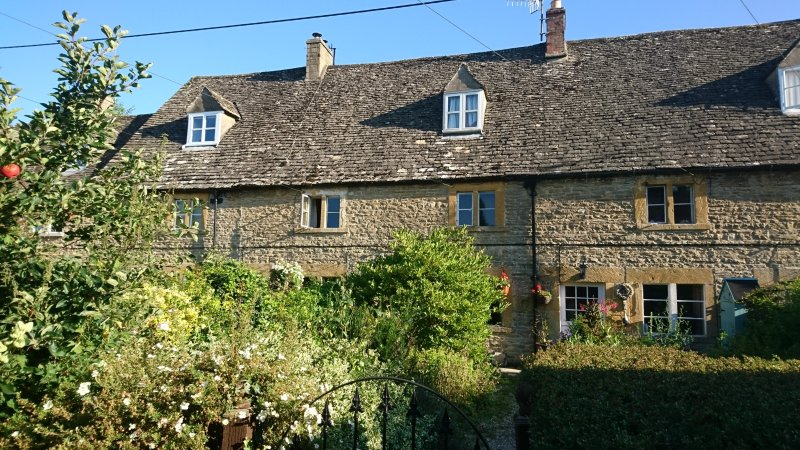 The Cotswold Historic Cottage, Built around 1600.
