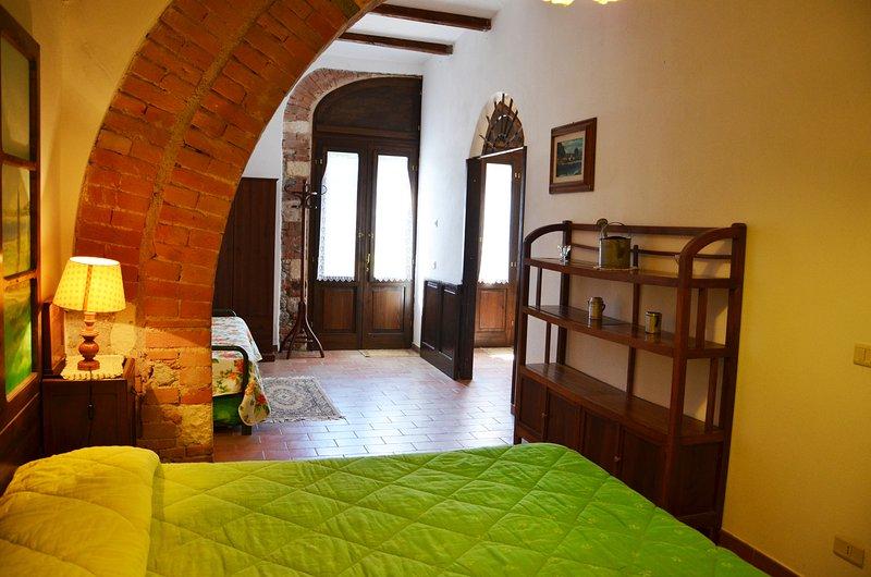 Agriturismo La Valentina del Biozzi - Appartamento, holiday rental in Talamone