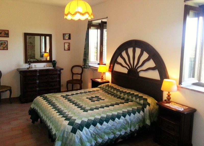 Agriturismo La Valentina del Biozz i- Appartamento, holiday rental in Talamone