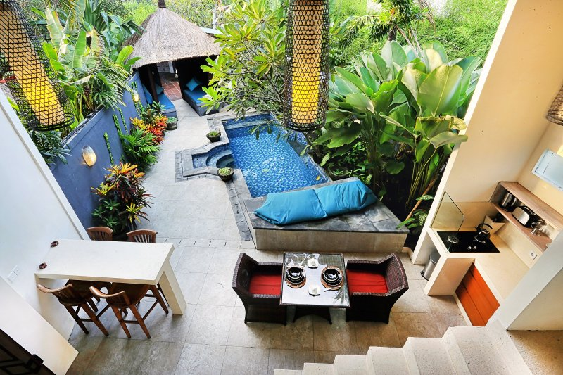 Bali AkasaDua Villa one bedroom private villa in Seminyak - Bali.