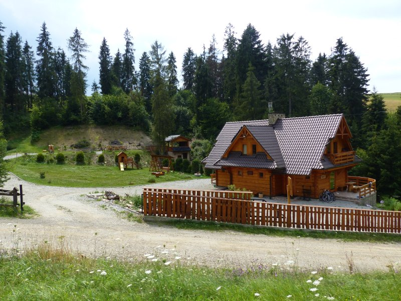 Wooden house in the mountains, holiday rental in Vysne Ruzbachy