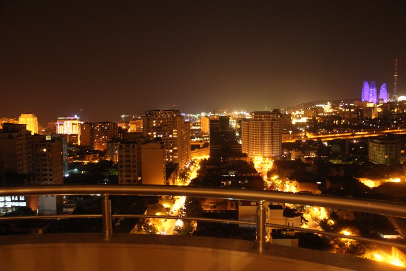 Baku Downtown Apartament, holiday rental in Absheron Region