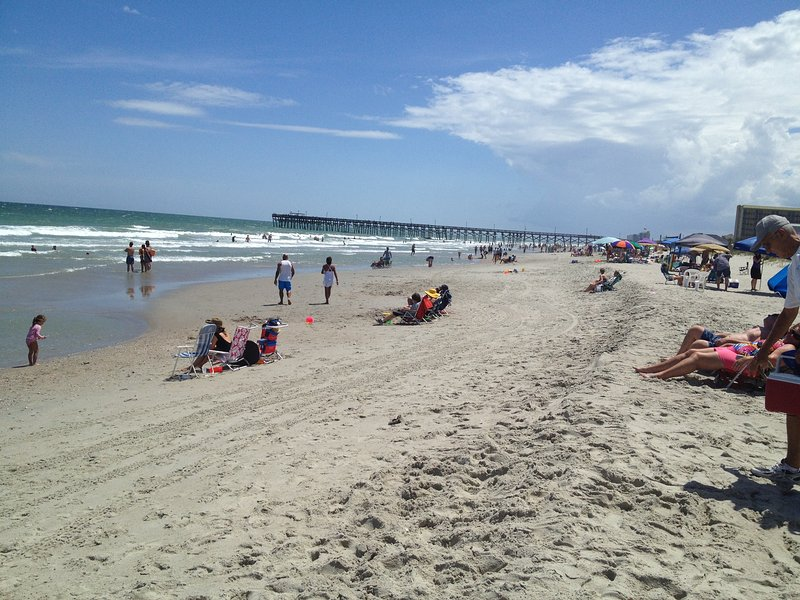Another beautiful day on Surfside Beach ,SC