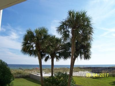 Cozy Beach Condo with Beautiful Gulf View, vacation rental in Pensacola Beach