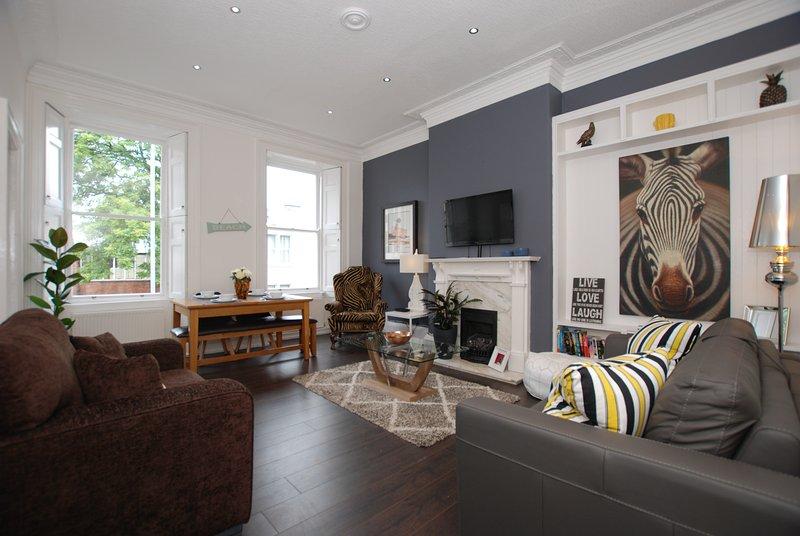 Apartment 28, Town Centre and close to beach, location de vacances à Alloway