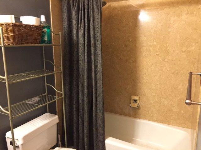 bañera / ducha