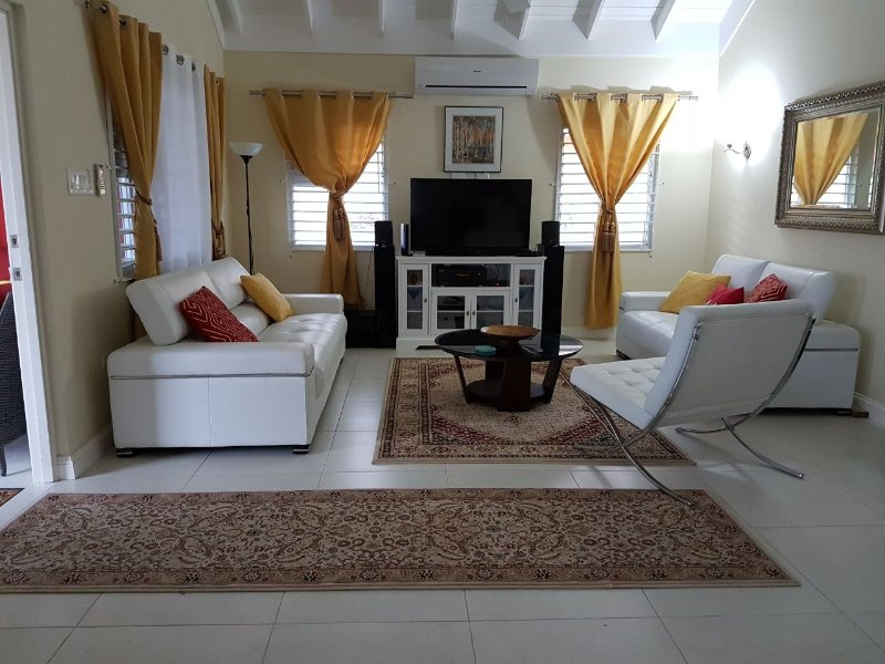 Bright relaxing Living Room for your comfort