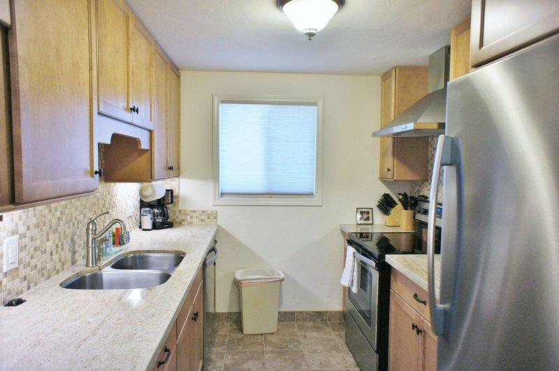 Modern Upgraded Kitchen