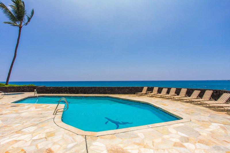 Beautiful Ocean Front Pool