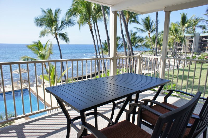 Lanai With Ocean Views