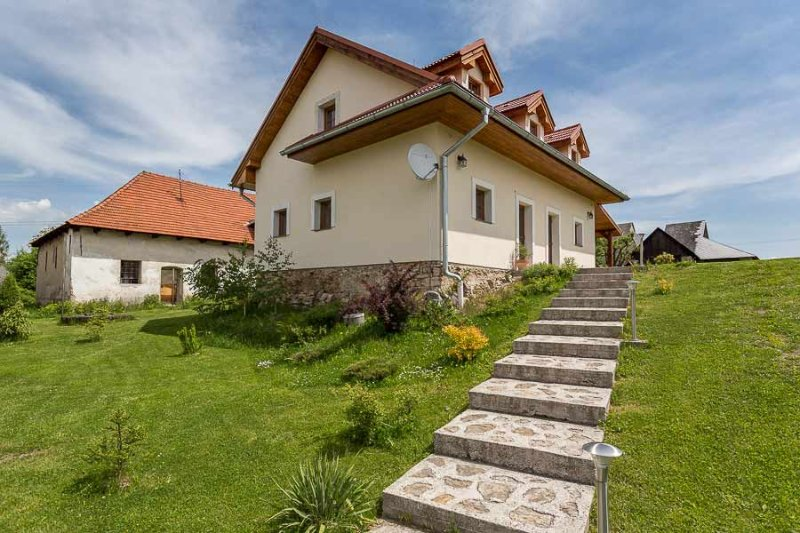 Holiday House Villa Lypche, vacation rental in Liptovske Revuce