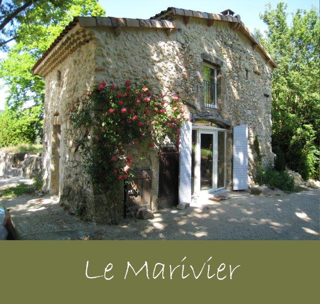 LOCATION DE CARACTERE (4p) en Drôme, dans un site magnifique, holiday rental in Plan-de-Baix