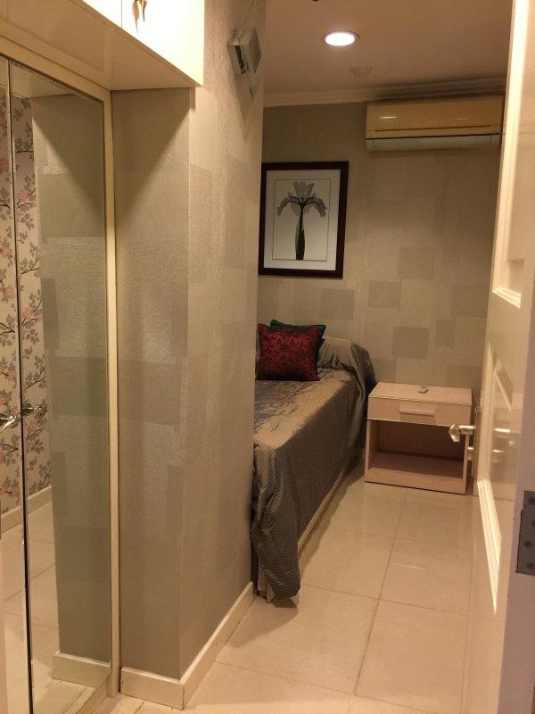 pequeño cuarto