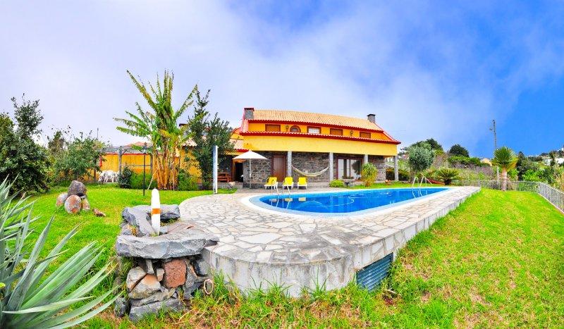 Casa da rocha, location de vacances à Jardim do Mar