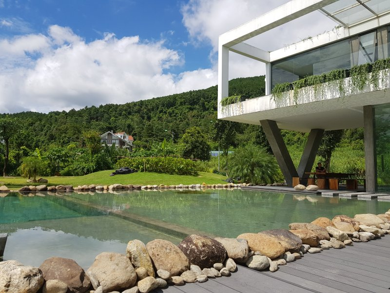 BIET THU TAM DAO - N HOUSE LUXSTAY IN TAM DAO GOLF AND RESORT, holiday rental in Thai Nguyen